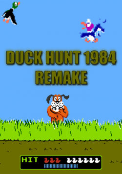 Duck Hunter 1984 Remake
