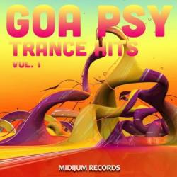 VA - Goa Psy Trance Hits Vol.1