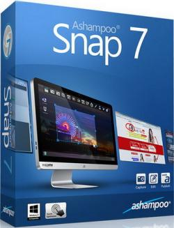 Ashampoo Snap 7.0.8 Final RePack + Portable