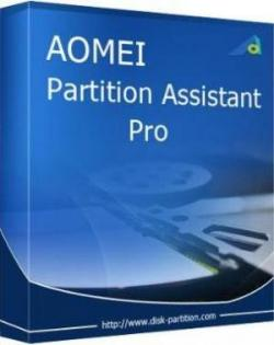AOMEI Partition Assistant Professional Edition 5.5.8 RePack