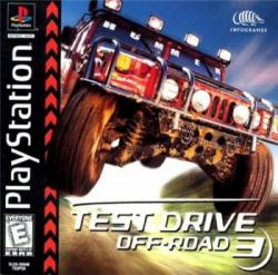 [PSX-PSP] Test Drive Off-Road 3 [RUS]