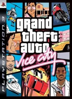 [PS3] GTA / Grand Theft Auto: Vice City