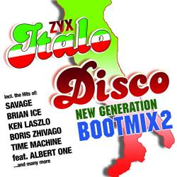 VA - ZYX Italo Disco - New Generation - Bootmix 2