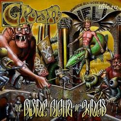 Groan - The Divine Rights Of Kings