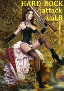 VA - Hard-Rock Attack vol.8