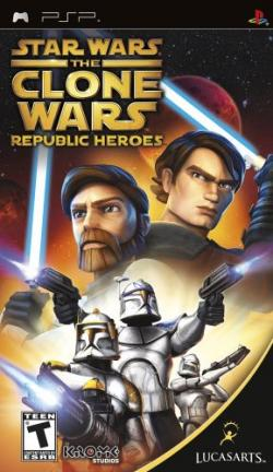 [PSP] Star Wars The Clone Wars: Republic Heroes