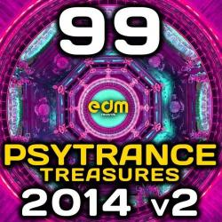 VA - Psy Trance Treasures 2014 Vol 2 (99 Best Of Fullon Progressive & Goa Hits)