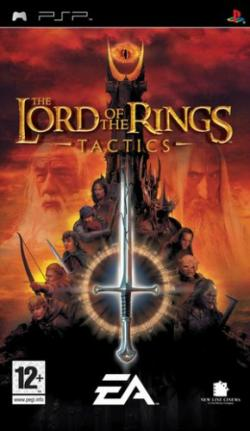 [PSP] The Lord of the Rings: Tactics