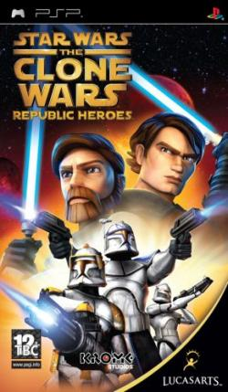 [PSP] Star Wars: The Clone Wars - Republic Heroes [ENG]