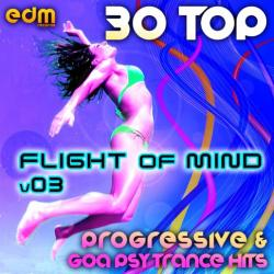 VA - Flight Of Mind, Vol. 3 - 30 Progressive & Goa Psy Trance Hits
