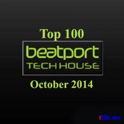 VA - Beatport Top 100 Tech House October