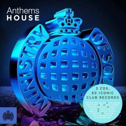 VA - Ministry Of Sound: Anthems House 3CD