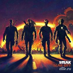 Steak - Slab City