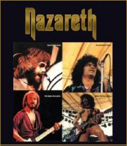 Nazareth - Live In Munchen. Out In The Green