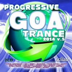 VA - Progressive Goa Trance 2014 Vol 5