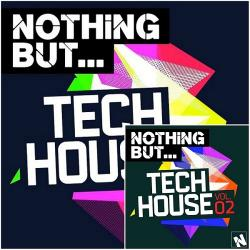 VA - Nothing But... Tech House, Vol. 1-2