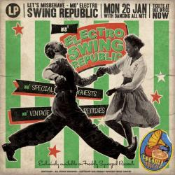 Swing Republic - Mo' Electro Swing Republic: Let's Misbehave