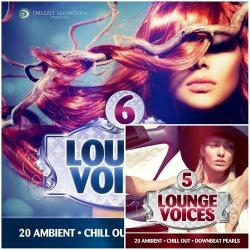 VA - Lounge Voices, Vol 5-6 20 Ambient Chill out Downbeat Pearls