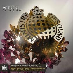 VA - Ministry Of Sound: Anthems Drum Bass