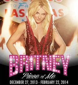 Britney Spears - Piece of me: Live in Las Vegas