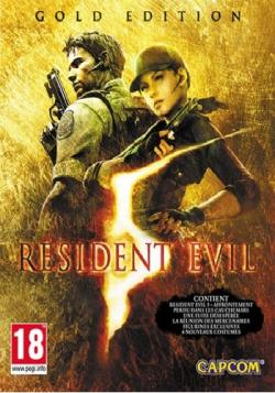 Resident Evil 5: Gold Edition / Biohazard 5: Gold Edition [RePack от FitGirl]