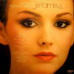 Orchester Anthony Ventura - Je t`aime 4
