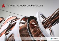 Autodesk AutoCAD Mechanical 2016.20.0.46.0
