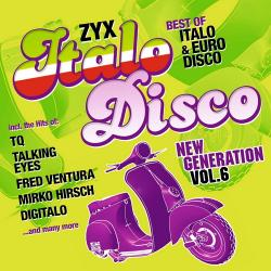 VA - ZYX Italo Disco New Generation Vol. 6