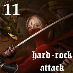 VA - Hard-Rock Attack vol. 11