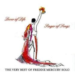 Freddie Mercury - The Very Best Of Freddie Mercury Solo