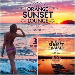 VA - Orange Sunset Lounge Volume 01-02: 30 Sundowners
