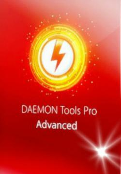 DAEMON Tools Pro Advanced 6.1.0.0484 RePack by KpoJIuK