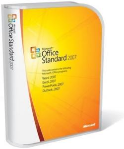 Microsoft Office 2007 Standard SP3 12.0.6721.5000 RePack by KpoJIuK