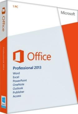 Microsoft Office 2013 SP1 Professional Plus + Visio Pro + Project Pro 15.0.4727.1001 RePack by KpoJIuK 32/64-bit