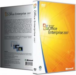 Microsoft Office 2007 Enterprise + Visio Pro + Project Pro SP3 12.0.6721.5000 RePack by KpoJIuK