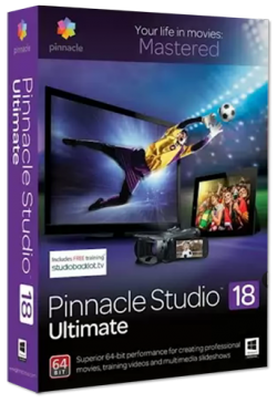 Pinnacle Studio Ultimate 18.5.1.827 + Content + Bonus Content