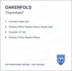 Paul Oakenfold - Hypnotised