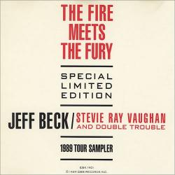 Stevie Ray Vaughan Jeff Beck - The Fire Meets the Fury