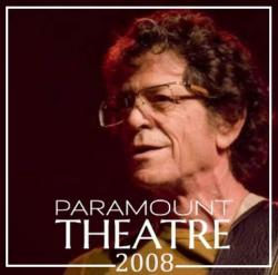 Lou Reed - Live @ Paramount Theatre