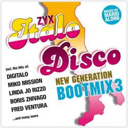 VA - ZYX Italo Disco New Generation Bootmix 3