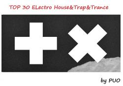 VA - TOP 30 ELectro House Trap Trance
