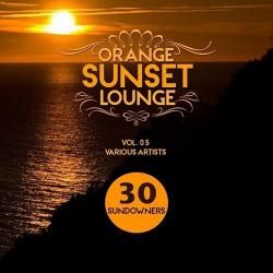VA - Orange Sunset Lounge Vol 05 30 Sundowners