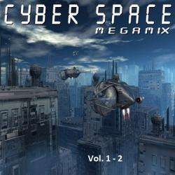 DJ SpaceMouse - Cyber Space Megamix Vol.1-2