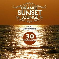 VA - Orange Sunset Lounge Volume 06 30 Sundowners