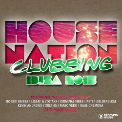 VA - House Nation Clubbing: Ibiza 2015