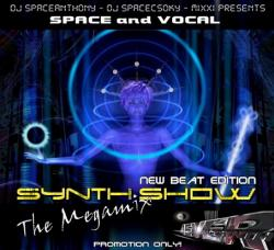 VA - Space and Vocal Synth Show - The Megamix
