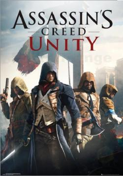 Assassin's Creed: Unity Gold Edition [v.1.5.0 + DLC]