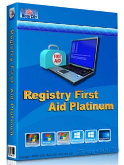 Registry First Aid Platinum 10.1.0.2297