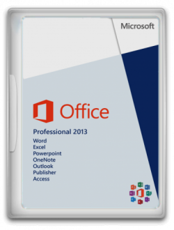 Microsoft Office 2013 SP1 Professional Plus 15.0.4771.1001 RePack by D!akov 32/64-bit