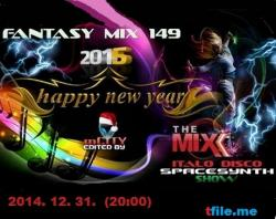 VA - Fantasy Mix 149 - Happy New Year 2015